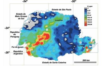Utilização de Métodos Geoquímicos para Pesquisa Mineral em Área de Alta Fragilidade Ambiental